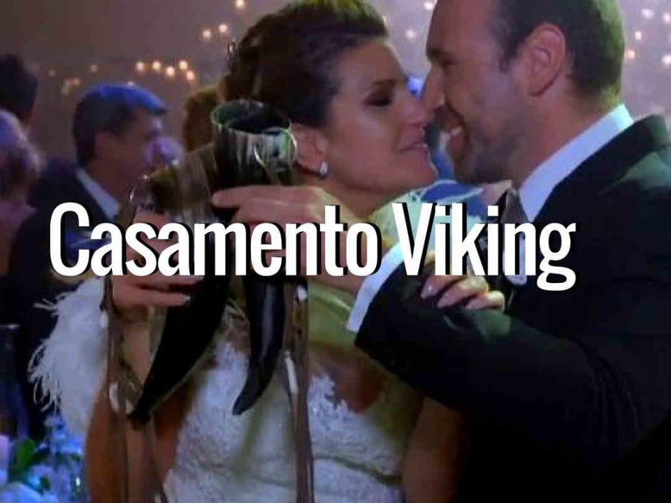 Casamento Viking Fábrica de Casamentos - Mariana e Eli